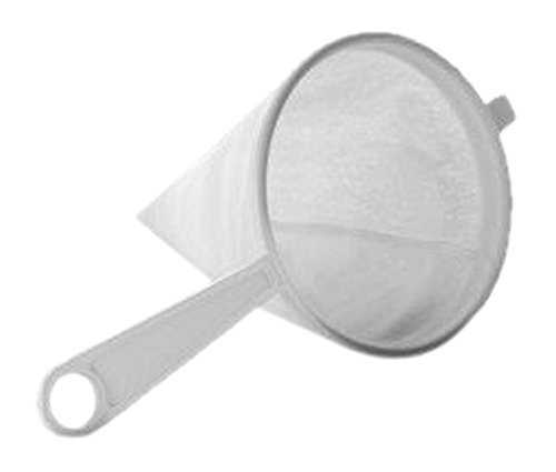 IBILI Flannel/Plastic Strainer, White, 10 cm 797810