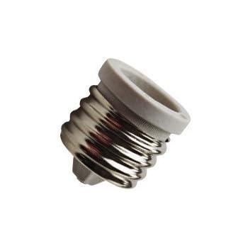 6 pack mogul e39 to medium e26 light bulb socket adapter 6 pack mogul e39 to medium e26 light bulb socket