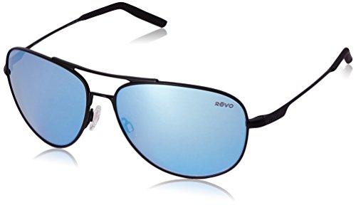 revo-windspeed-re-3087-polarized-aviator-sunglasses-matte-black-blue-water-61-mm