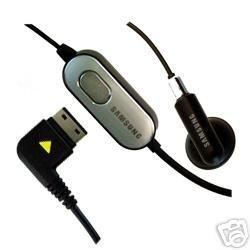 (Samsung Headset T639 T429 T729 T539 Aaep307sbe)