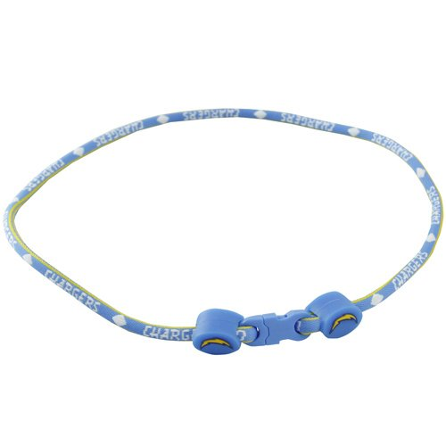 (San Diego Chargers 20 inch Titanium Sports Necklace)