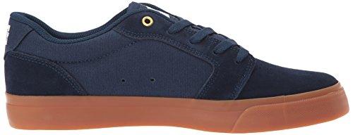 uomo da Shoe Blu Sneakers navy Shoes Anvil D0303190 Dc gomma Mens txYq0qpw