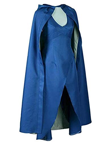 LDamcom Halloween Cosplay Costume Womens Top Design Cloak Dresses