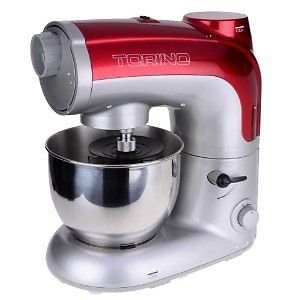 Red TORINO Food Processor, Stand Mixer fruta licuadora Meat Mincer ...