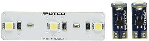 Putco 980044 Premium LED Dome Light Kit