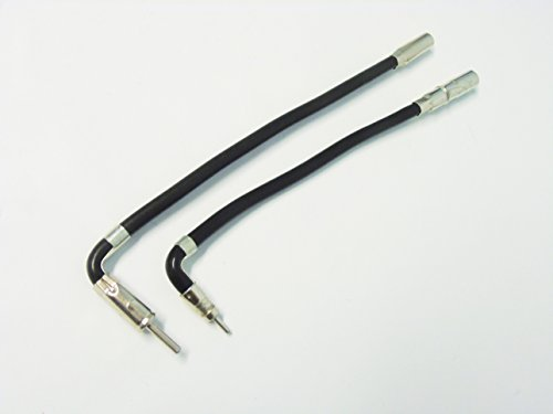 Installer 2 Pack General Motors GM Car Stereo Radio Antenna Adapter