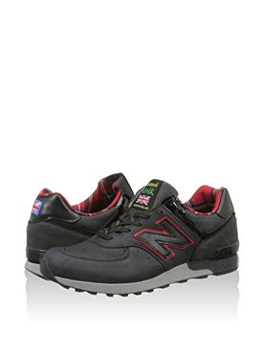 42 New Nero Balance Eu rot Schwarz Sneaker Uomo xTwBYqTg8