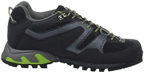 Multicolor 000 Acid GTX Senderismo Unisex Millet Black Adulto Trident Green Zapatillas de wFqWZ0zP