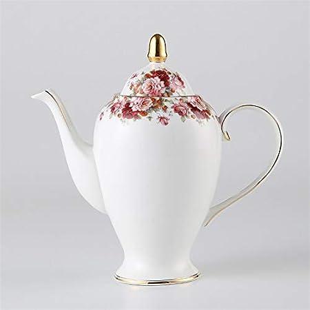 Olla de té de Porcelana China Antigua con infusor Cafetera de ...