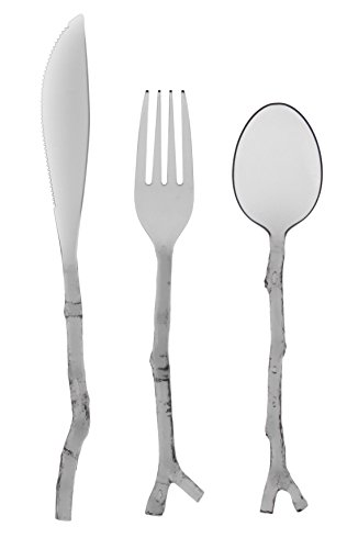 Madhouse Michael Translucent Assorted Cutlery