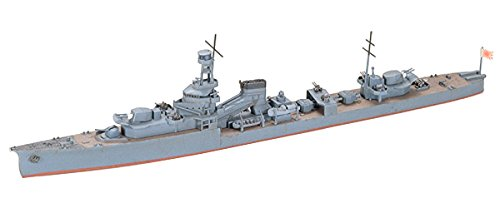 (Tamiya 31319 JAPANESE LIGHT CRUISER YUBARI ( Japanese Import ))