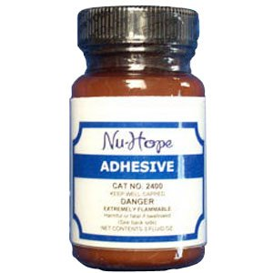 Labs Nu Hope (Nu-Hope Adhesive with Applicator 2 oz. Bottle)
