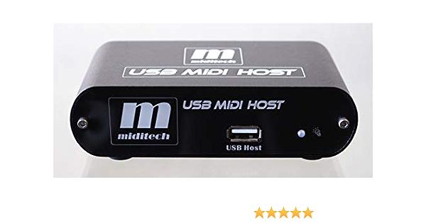 Miditech USB MIDI MIT-00155