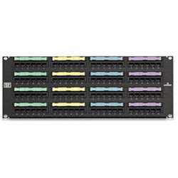 Leviton Universal Gigamax 5e Patch Panel (5G596-U96) ()