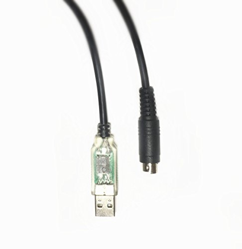 (EZSync USB to DIN Serial Cable for Roomba, Create 2,)