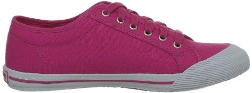 Le Coq Sportif Deauville 1310848_Rose (Fuchsia Purple) - Zapatillas de tela para unisex-adulto Rosa (Rose (Fuchsia Purple))