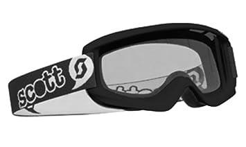Scott Sports Agent Mini Youth Goggles, Black