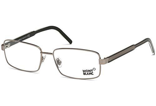 Montblanc Rx Eyeglasses - MB0622 034 - Pewter (55/16/145)