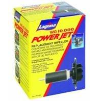 - Impeller Assembly for the Laguna PowerJet Original 7000 Pond Pump Kit and the Laguna Skimmer Filter Pump (2142 gph)