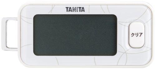 Tanita Pedometer - tanita (TANITA) with 3d Sensor Pedometer White FB–731–WH