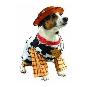 Amazon.com: Toy Story Woody Dog Costume - Large: Toys & Games