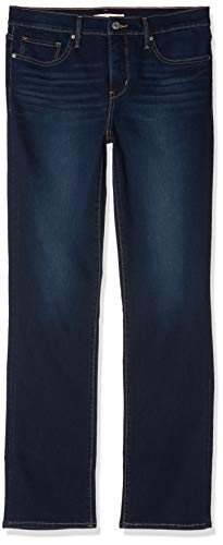 Levi's Jeans Me Blu 314 By Straight 0053 Stand Donna Shaping rPwrEfq