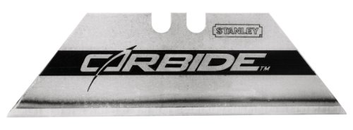 Stanley 11-800L Carbide Utility Blade, 50-Pack Dispenser
