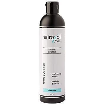 Hairoxol Shampoo Gegen Haarausfall Spezialpflege Gegen Dünnes