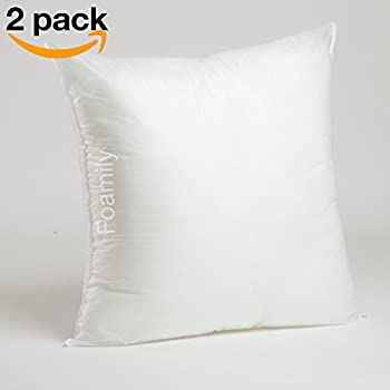 Amazon Multiple Sizes Pillow Inserts 40 X 40 Fascinating 15 X 23 Pillow Insert