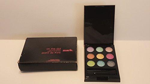 Avon Mark On The Dot Eye Color Compact Pastels Avon Mark