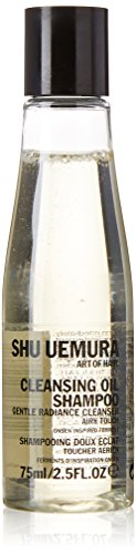 Shu Uemura Cleansing Oil Shampoo Gentle Radiance Cleanser Airy Touch - 2.5 oz. Travel Size by Shu Uemura