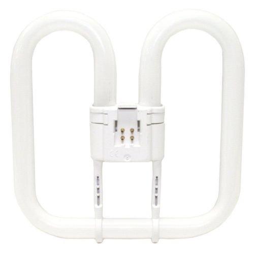 Cfl Compact Flourescent Lamp Bulb - GE 37529 - F55/2D/835/4P 2D 4 Pin Base Compact Flourescent Light Bulb