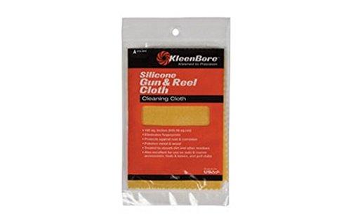 Kleenbore Silicone Gun & Reel Cloth 10PK