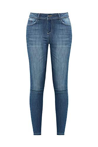 GFLOCK - Jeans - Femme Bleu Bleu 40