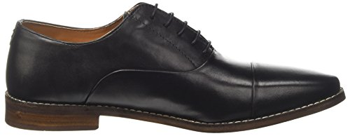Red Tape Stanton Homme Chaussures Noir