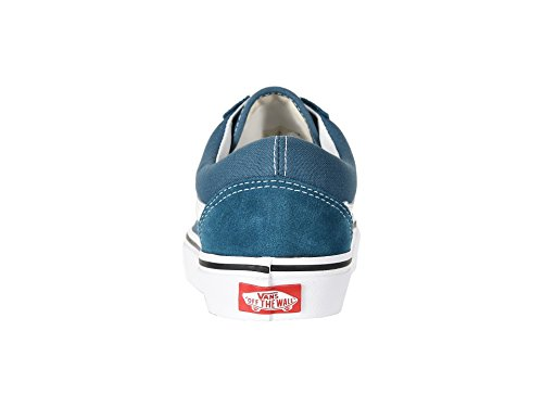 Outsole Skool Gum Bleu Homme Corsair True Old White Vans Baskets c1fRqnv