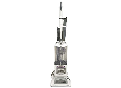 Shark Navigator Lift-Away Professional Upright Vacuum, White and Silver (NV370)