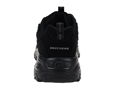 Skechers D'Lites - Play On Black 11