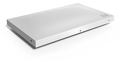 Cisco Meraki MR33 Quad-Radio 802.11ac Wave 2 Access Point, 1.3 Gbps, 802.3af PoE with 5 Years Enterprise License by Meraki (Image #2)
