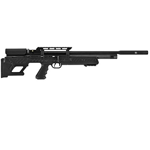 Hatsan Bullboss .25 Caliber Airgun, Black