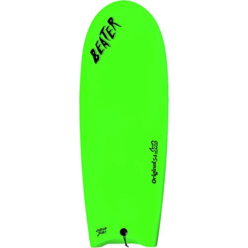 Catch Surf Beater Original 54in Lost Edition Surfboard Lost Edition4/Lime Green, 4ft 6in