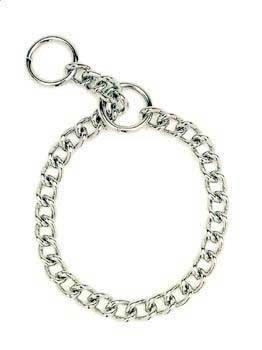 2.5 Mm Choke Chain - Hs Choke Chain Collar 2.5mm 24in