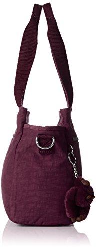 Plum Mujer Purple Kipling Morado de Bolso hombro Elysia wxIZZUAY6q