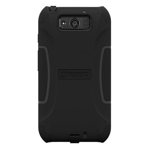 Trident Case Aegis Series for Motorola Ultra - Retail Packaging - Black
