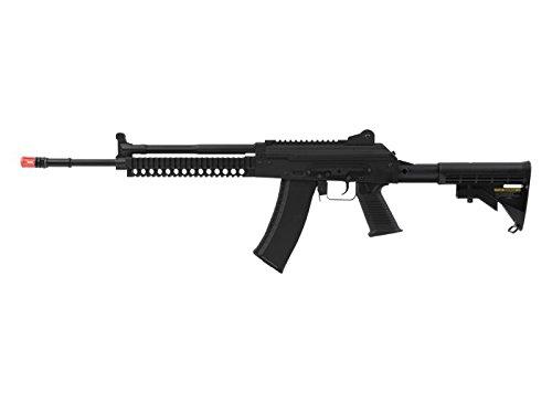 kwa full metal akg-kcr gas blowback gbbr airsoft rifle(Airsoft Gun)