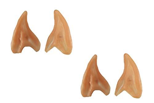 Nicky Bigs Novelties 2 Pack Small Elf Ears
