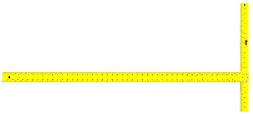Bon 15-115 48-Inch by 22-Inch by 2-Inch Heavy Duty T-Square
