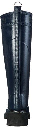 Ilse Jacobsen Damen Gummistiefel hoch, RUB75 - Botas altas de agua para mujer Azul (Dunkelindigo (660)