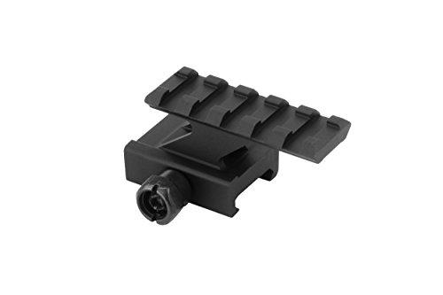 Monstrum Tactical Lockdown Series Lightweight Riser Mount | High Profile | 2.2 inch L / 5 Slot