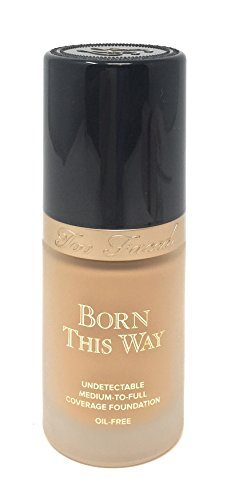 Too Faced Born This Way Foundation VANILLA - Liquid Vanilla Foundation